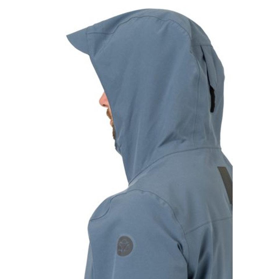 Urban Outdoor Regenjas Dusty Blue Heren