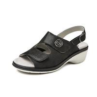 Bighorn - 4977 sandaal zwart
