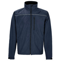Gerona Navy Grijs Softshell Heren