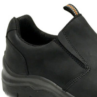 Keady S3 Zwart Instapper Werkschoenen Heren