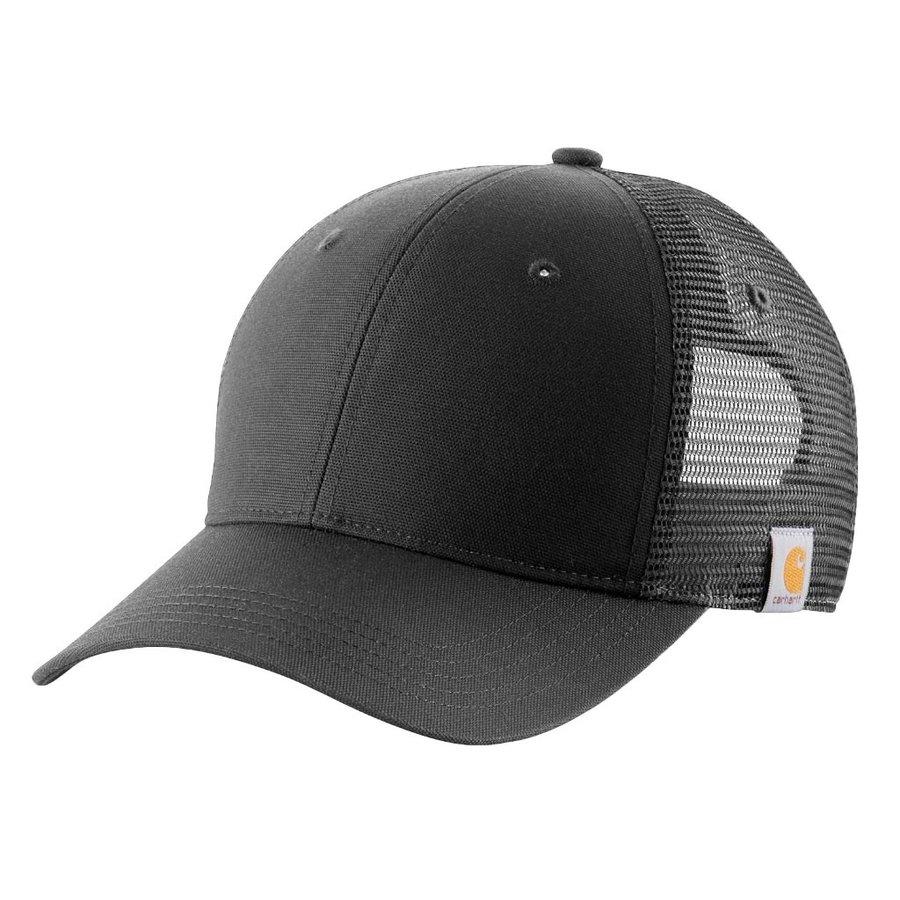 Rugged Professional Series Zwart Cap Uniseks