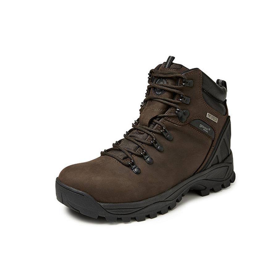 GH06 Eich hiking schoen hoog bruin