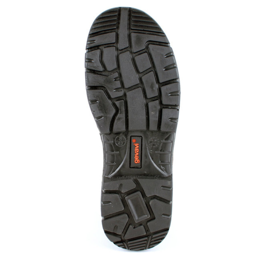 GS02 Zwart S3 Werkschoenen