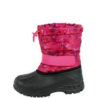 CW62 Roze Gevoerde Meisjeslaarzen