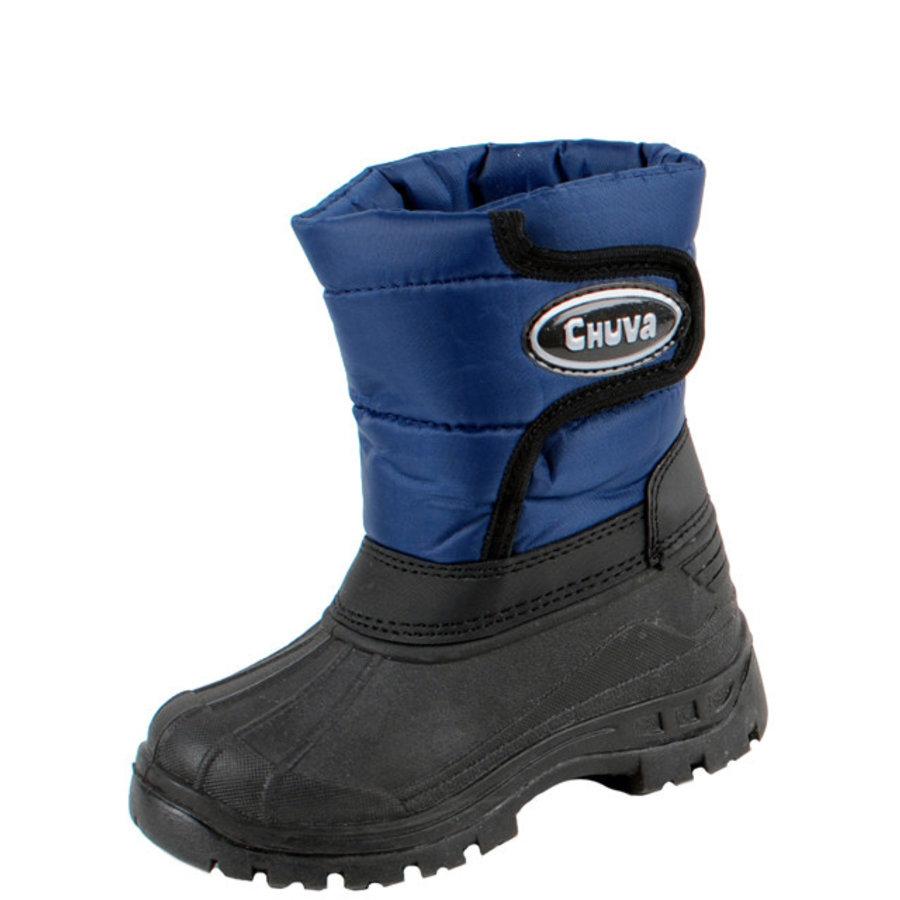 CW74 Blauw Gevoerde Laarzen Heren