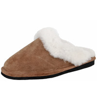 GV01 Falun Chestnut/Honey Pantoffels Dames