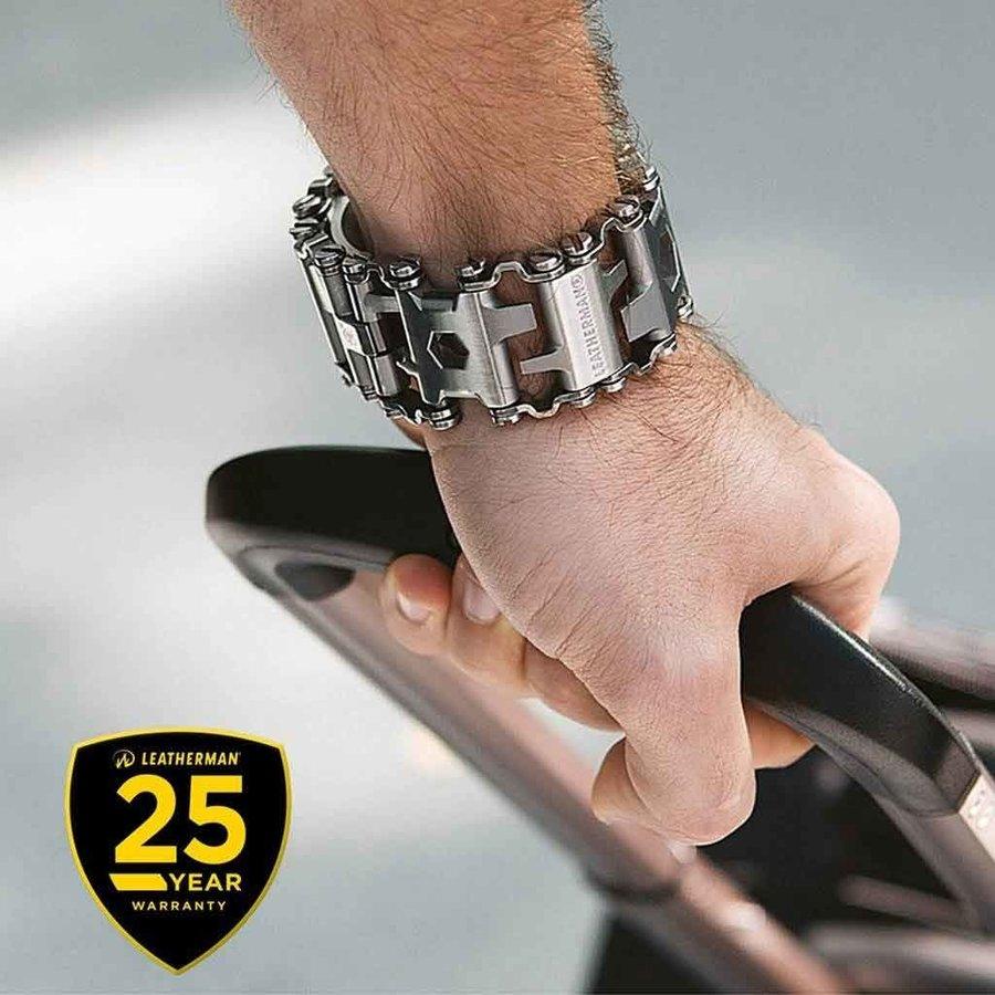 Tread Stainless Metrisch Multitool Armband