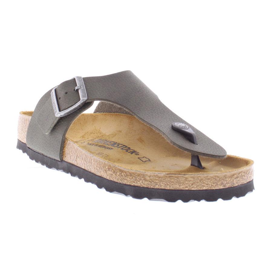 Ramses Desert Soil Green Slippers Heren