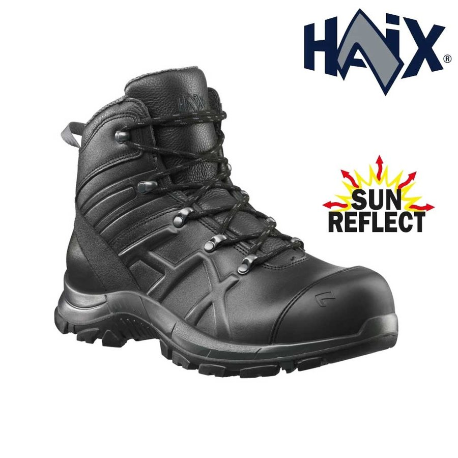 Black Eagle 56 S3 Zwart Werkschoenen