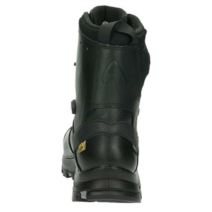 Black Eagle 50 High S3 Zwart Werkschoenen Uniseks