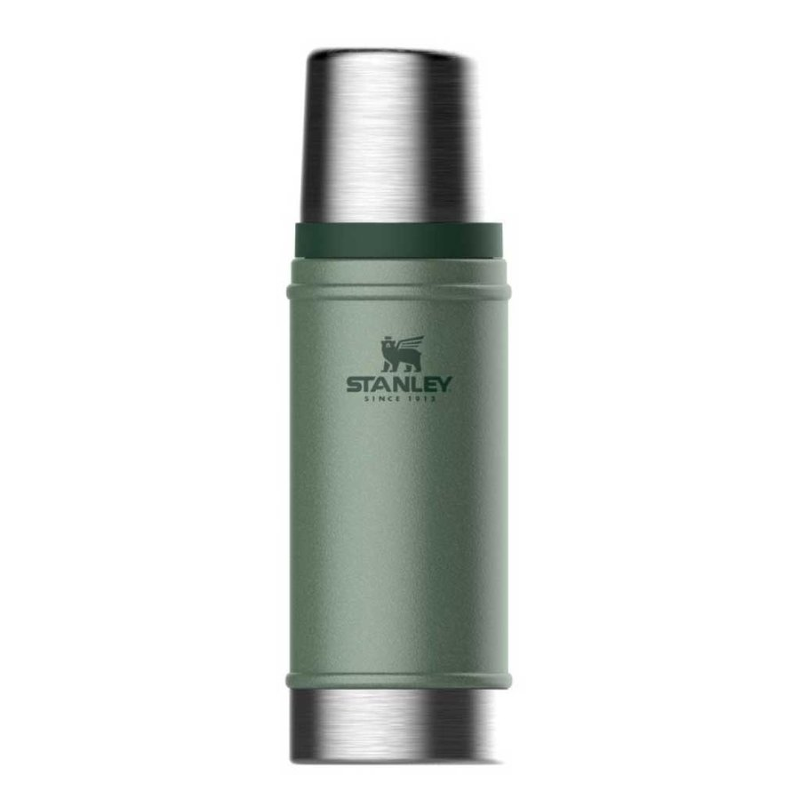Classic Vacuum Bottle 0.47 L Green Thermosfles