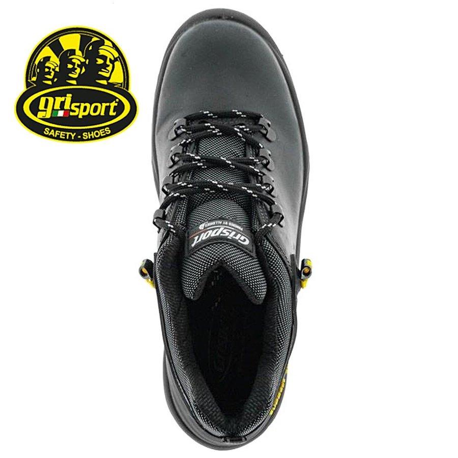 70070 Zwart S2 Werkschoenen Heren