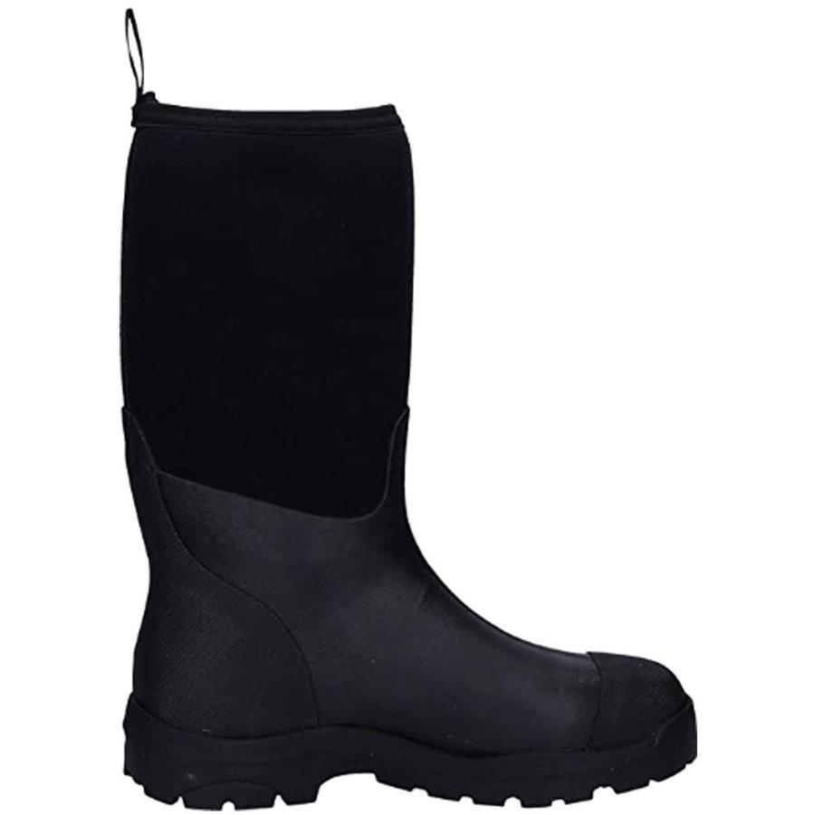 Derwent II Zwart Laarzen