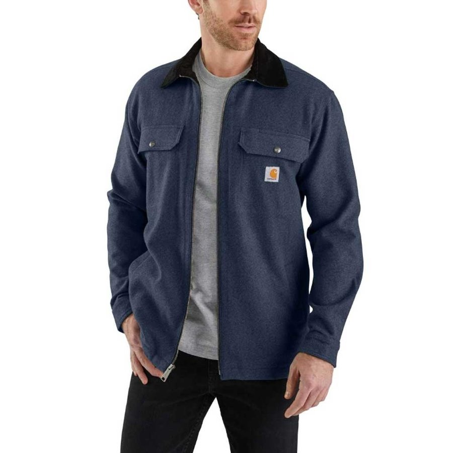Pawnee Zip Shirt Twilight Jacket Heren