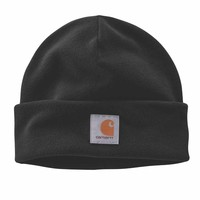 Fleece Beanie Black Muts