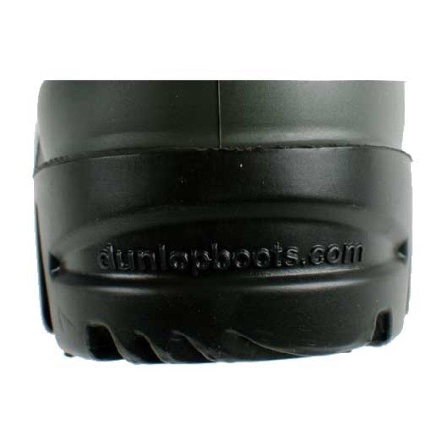 K680011 Groen Knielaarzen PVC Heren