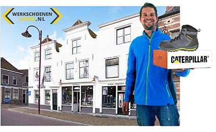 Nieuwe webshop: Werkschoenenland.nl
