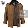 MGO Leisure Wear Basic Waxjas Sandstone