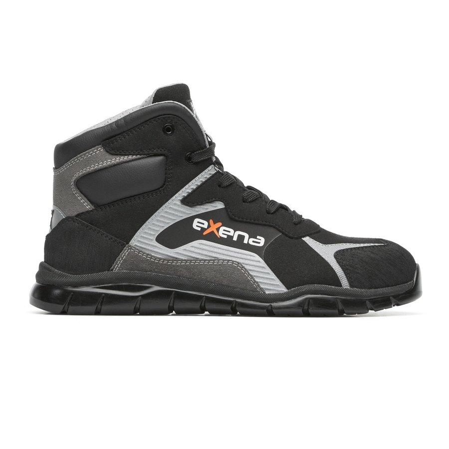 XR99 Street S3 Zwart Werkschoenen