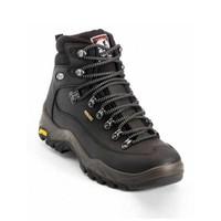 Brenta Mid Zwart Werkschoenen Onbeveiligd