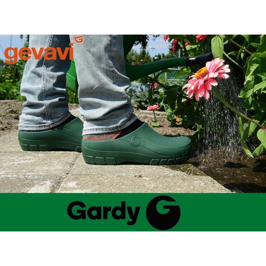 Gardy  Bruin Open Tuinklompen
