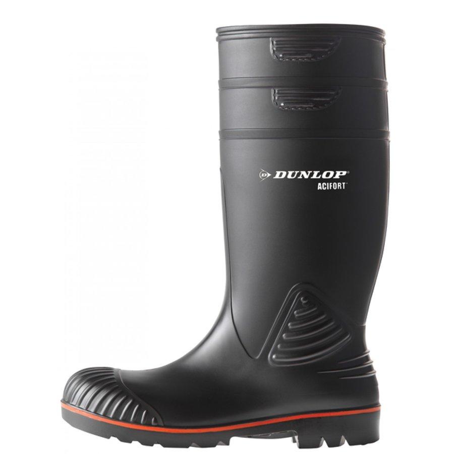 Dunlop - A442031 Acifort knielaars S5 zwart
