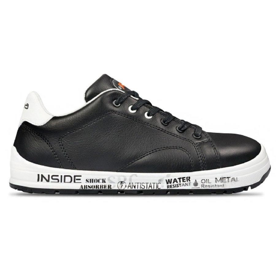 Dallas 18 S3 Zwart Lage Werkschoenen Heren