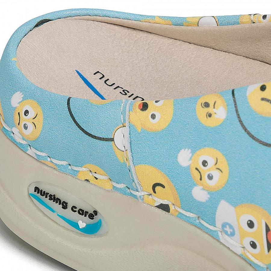 Clog Emoji Medische Klompen Dames