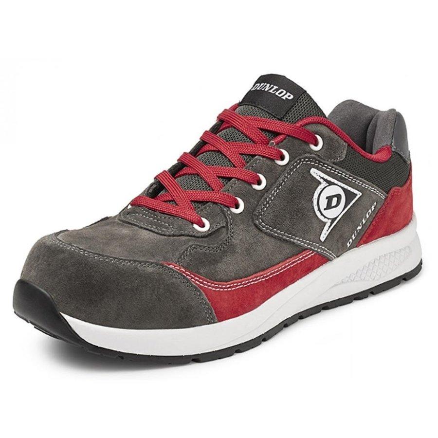 Flying Luka Rood S3 Veiligheidssneakers