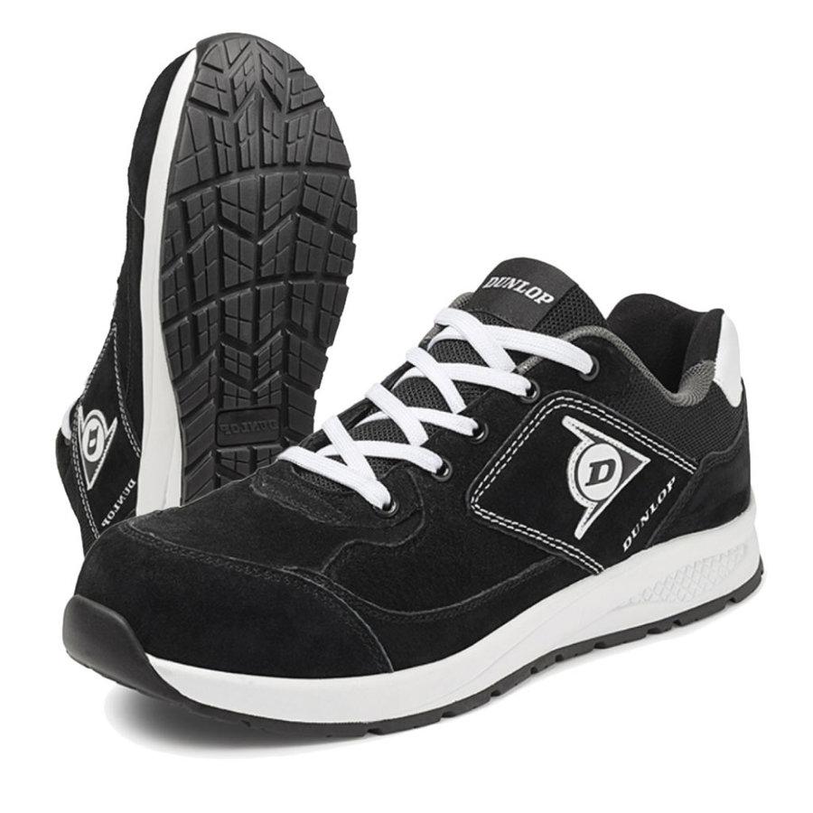 Flying Luka Zwart S3 Veiligheidssneakers3 Veiligheidssneakers
