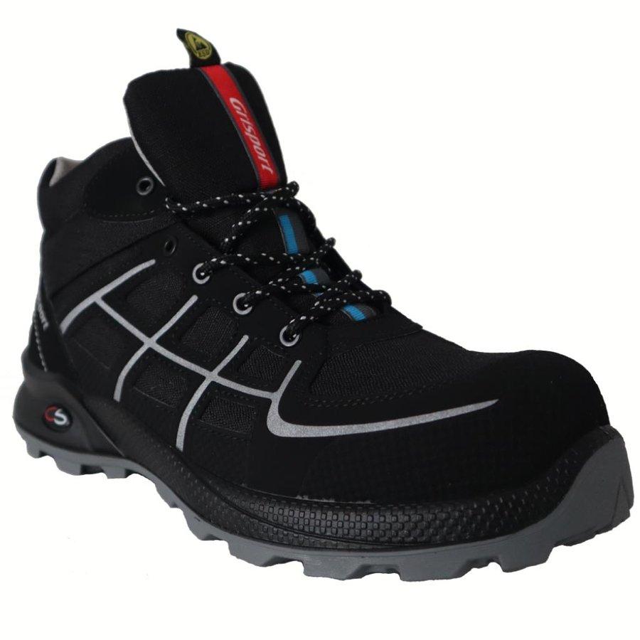 Cross Firm S3 Zwart Werkschoenen Heren