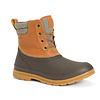 Muck Boot Original Duck Lace Brown Leather Laarzen Dames