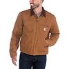 Carhartt Duck Detroit Brown Jacket Heren