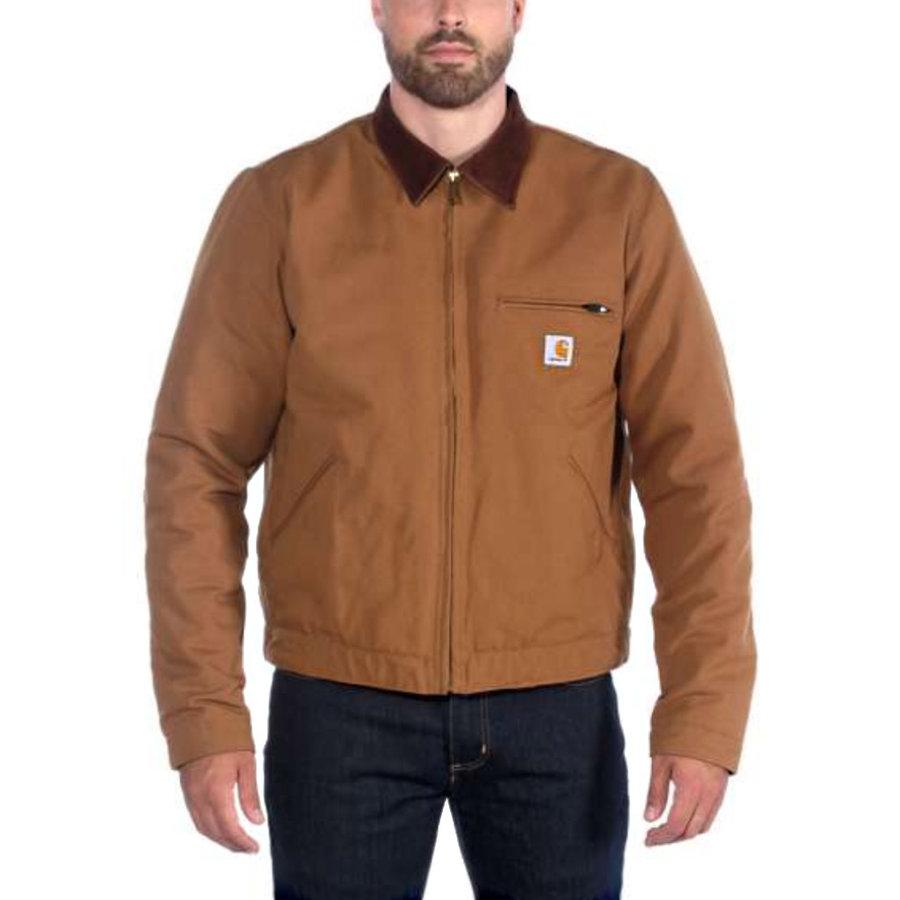 Duck Detroit Brown Jacket Heren