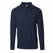 ID PRO Wear Polo shirt lange mouwen