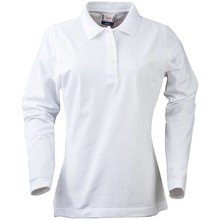 Polo shirt SURF LS dames