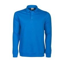 PRINTER Sweatshirt met polokraag