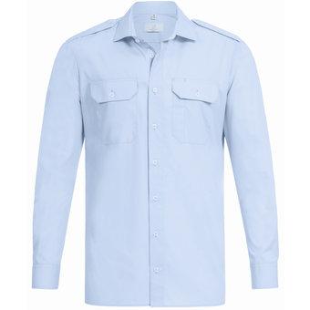 GREIFF Piloten Overhemd Basic Regular Fit