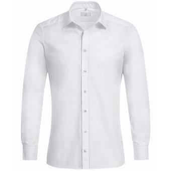 GREIFF Overhemd Basic Slim Fit