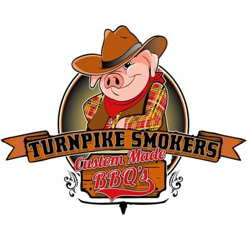 Turnpike Smokers TurnPike Smokers Competition Pin