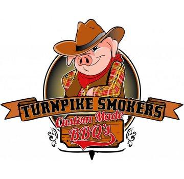 Turnpike Smokers TurnPike Smokers Competition Pin