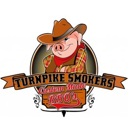 TurnPike Smokers Alu Plate