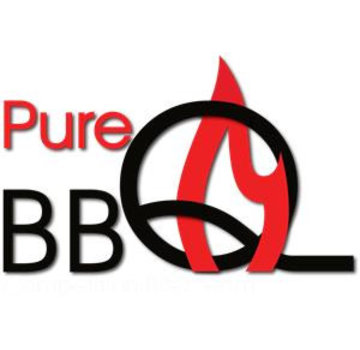 PureBBQ PureBBQ Competition Pin