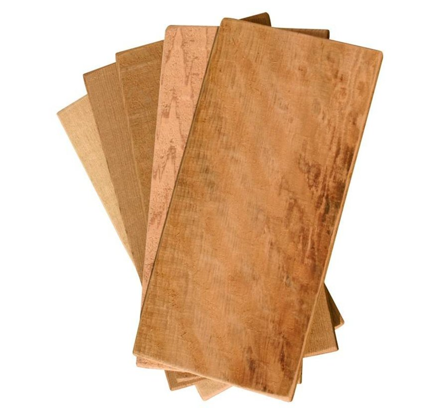 Vuur&Rook Cedar Plank Large