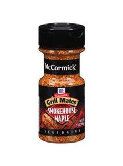 McCormick Smoke House Maple rub