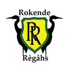 Rokende Regahs Rokende Regahs Competition Pin