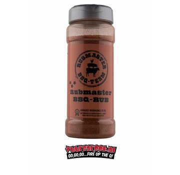 Rub Master Rub Master Award Winning All Purpose BBQ Rub 350 grams