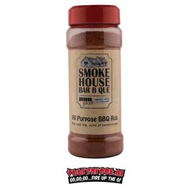 BBQ Guru.NL / Smoke House BBQ All Purpose Award Winning BBQ Rub