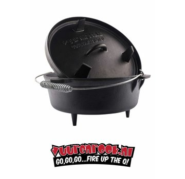 Vuur&Rook Vuur&Rook Dutch Oven 6 Quarts mit Coolgripp