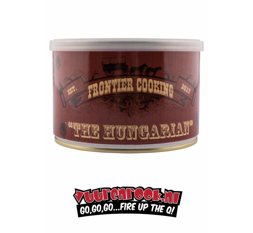 Frontier Cooking The Hungarian 250 gramm